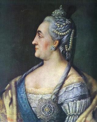 Aleksei Antropov resimleri (1716-1796)