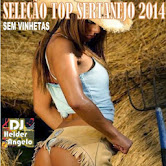 SELEÇÃO TOP SERTANEJO 2014 CD-SEM VINHETAS BY DJ HELDER ANGELO