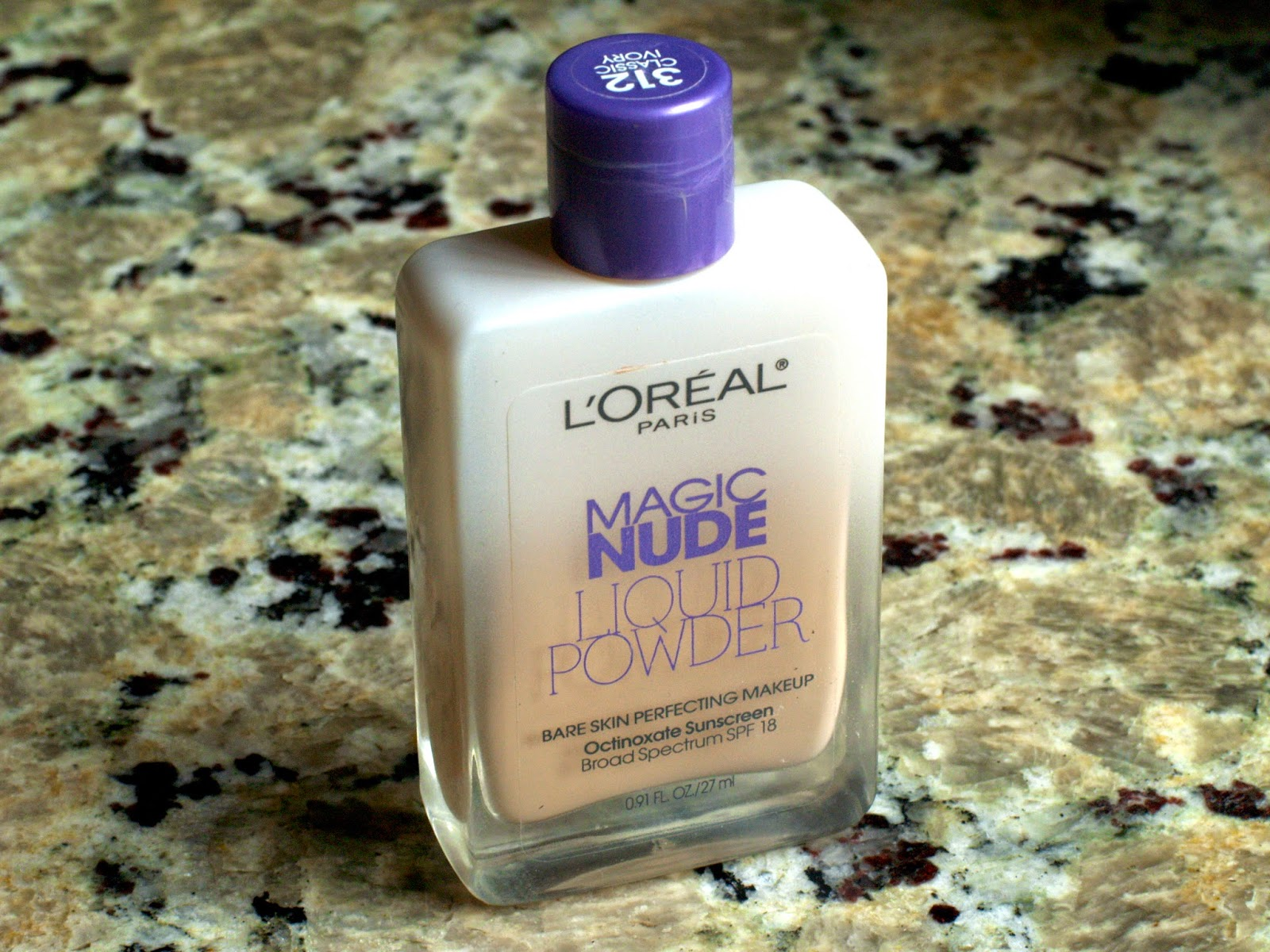 L'Oréal Magic Nude Liquid Powder reseña