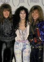Richie Sambora; Cher; Jon Bon Jovi