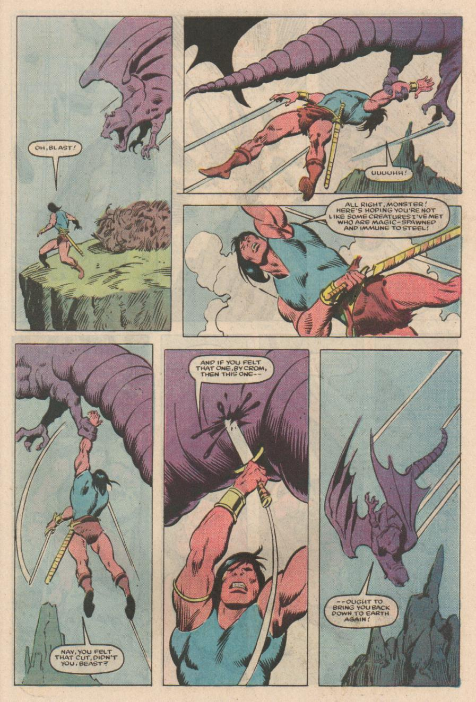 Conan the Barbarian (1970) Issue #167 #179 - English 22