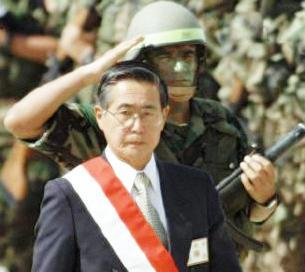 El caso ovni de Alberto Fujimori