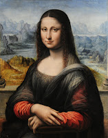 Мона Лиза, Прадо