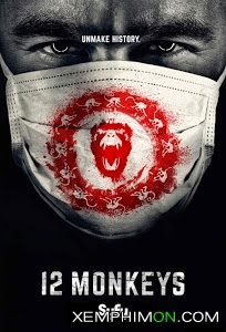 12 Con Khỉ Phần 1 Kênh trên TV Trọn Bộ Full HD