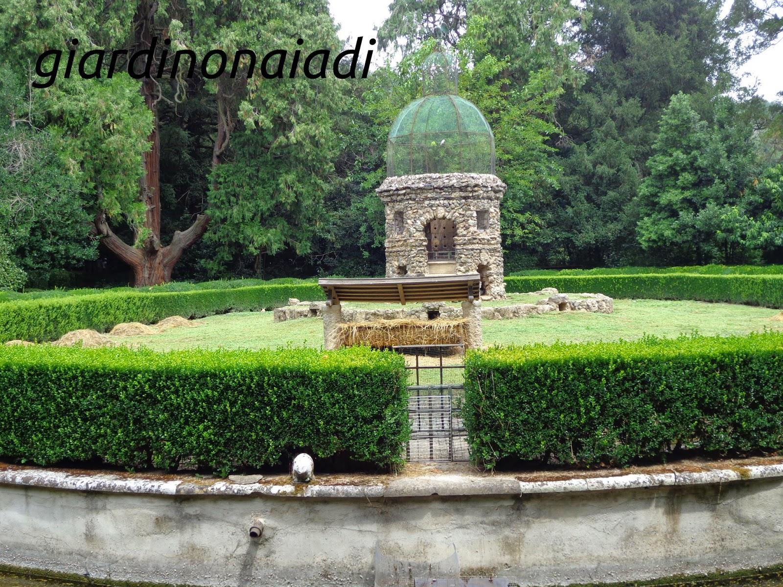 Il Giardino Delle Naiadi La Piccola Versailles Il