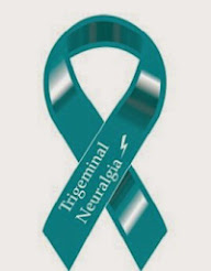 Trigeminal Neuralgia Awareness Ribbon