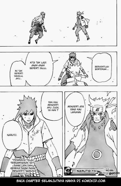 Naruto - Chapter:695 - Page:19