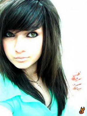 Cute black hair emo girl emo wallpapers of emo boys and girls voltagebd Gallery