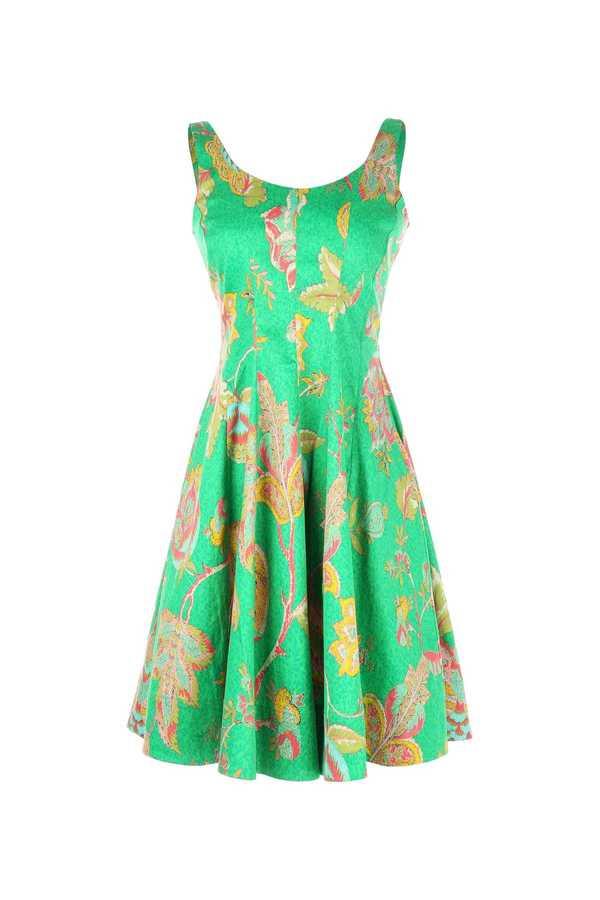 Φορεμα βσμβακερο floral / Νew Collection !