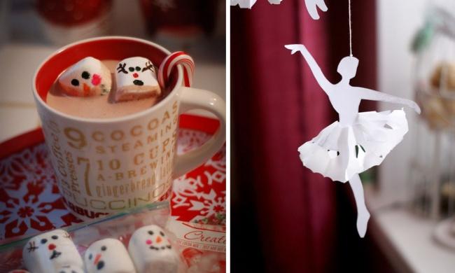 Faça você mesmo os itens para decorar o seu Natal
