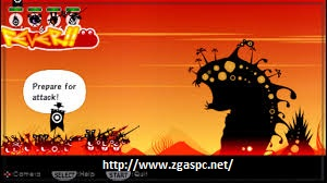 free Download Patapon PSP ISO For PC Full Version ZGASPC
