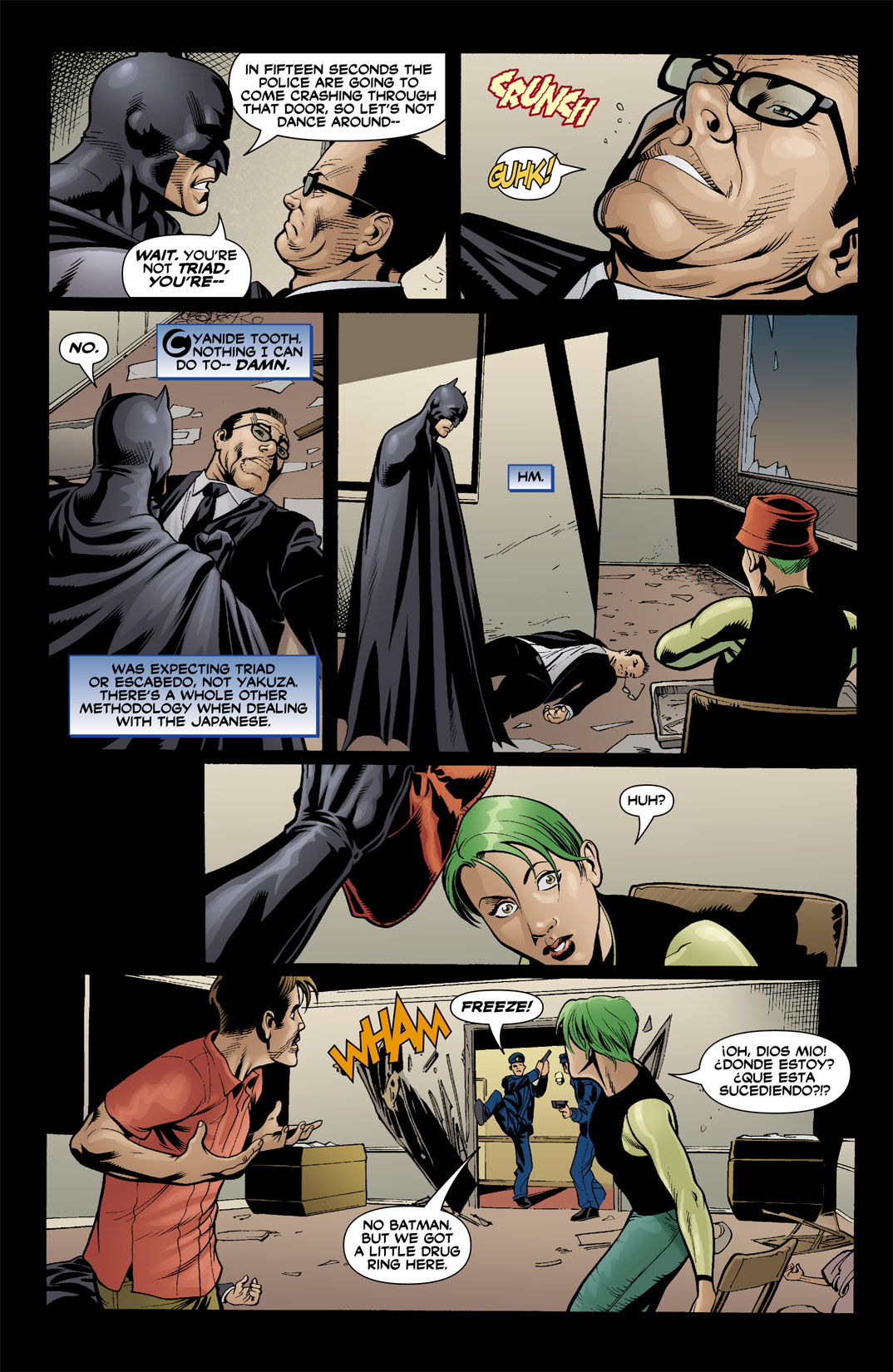Detective Comics (1937) Issue #800 Page 11