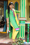 Anjali latest photos in green churidar-thumbnail-2