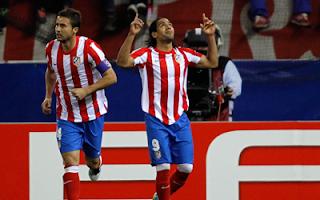 أهداف مباراة اتلتيكو مدريد و خيتافي 3-0 في الدوري الاسباني 1-4-2012