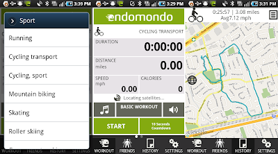 Endomondo Sports Tracker PRO 9.1.1