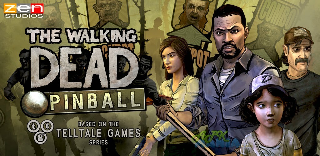 Download The Walking Dead Pinball Apk