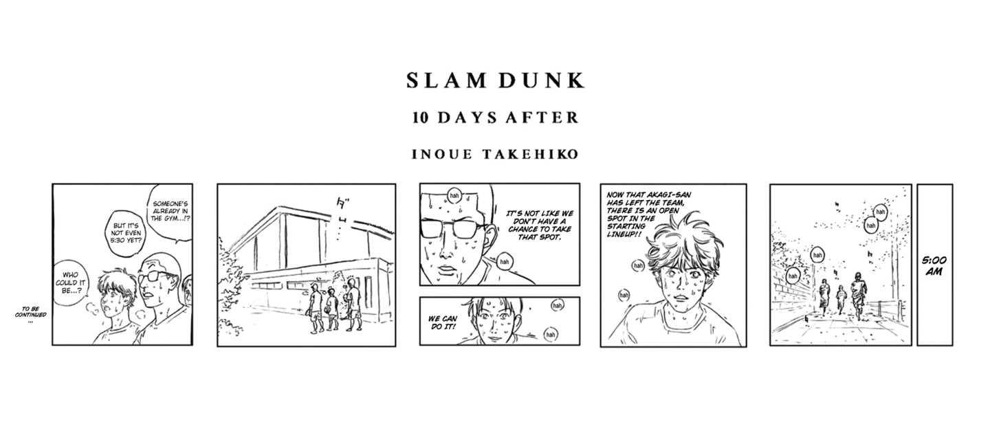 Slam Dunk - 10 days after - 2
