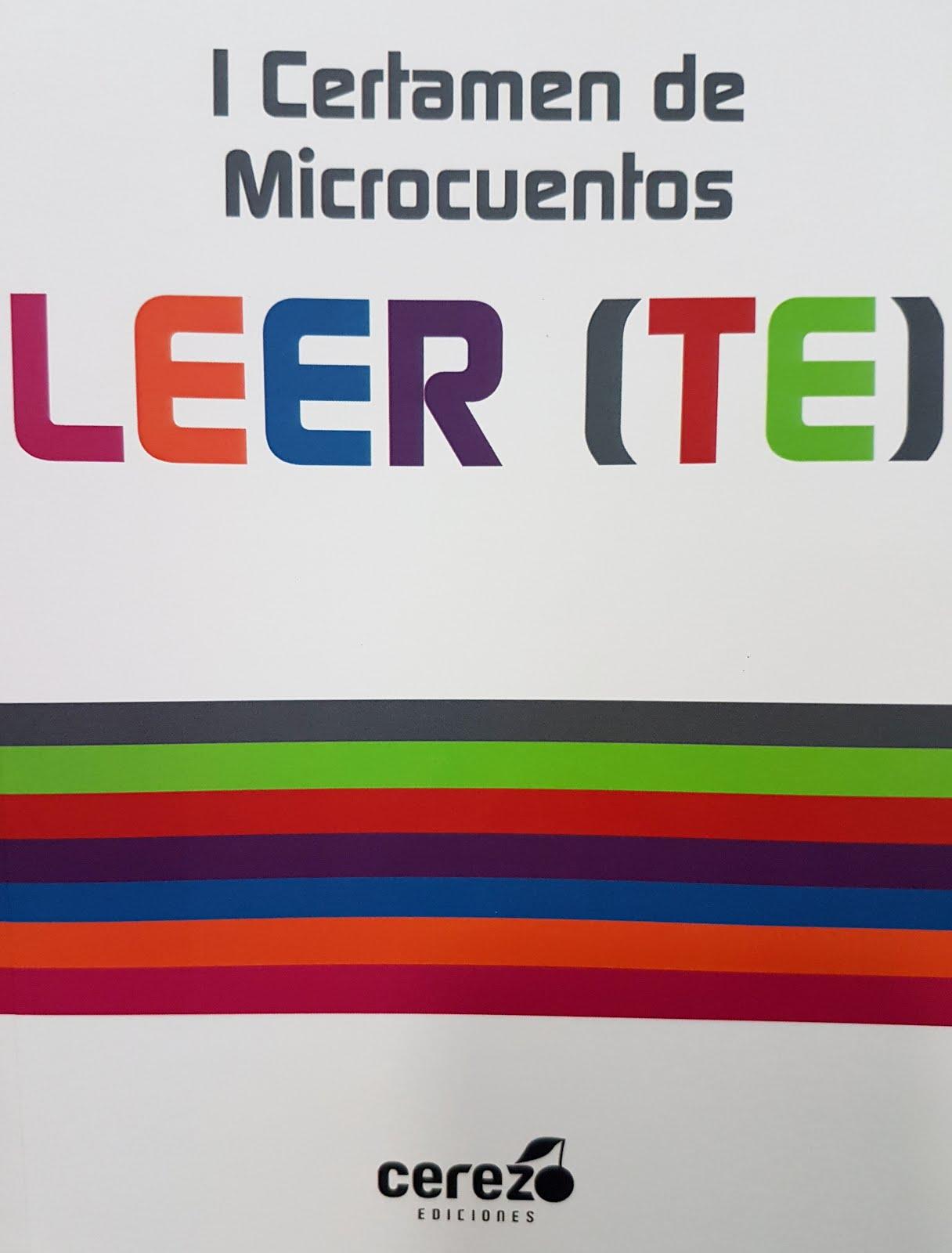 I CERTAMEN MICROCUENTOS LEER (TE) EDICIONES CEREZO