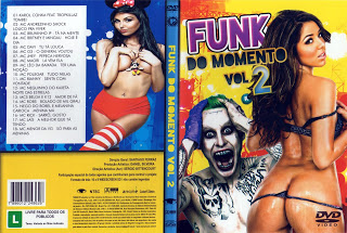 DVD Funk do Momento – Vol.2 (2015)