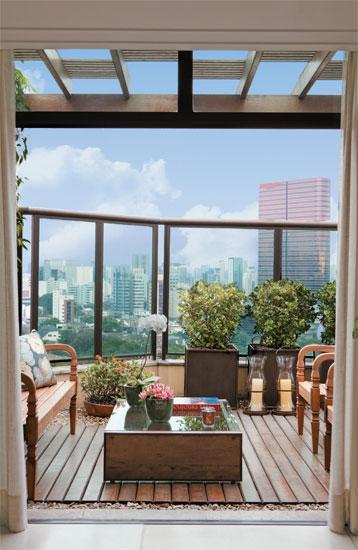 ideias para jardim em apartamento:Arquitetando – Projetos e Objetos: sacadas fechadas