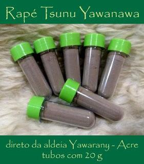 Rapé Yawanawa