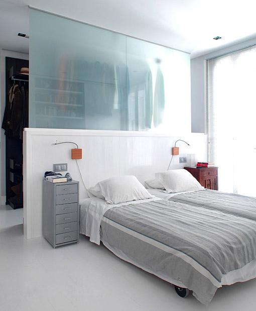 Living in designland dormitorios con vestidor - Dormitorio vestidor ...