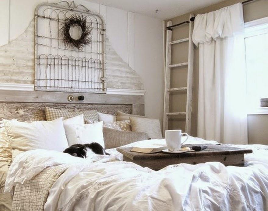 Cuartos decorados blancos - Decoracion de dormitorios en blanco ...