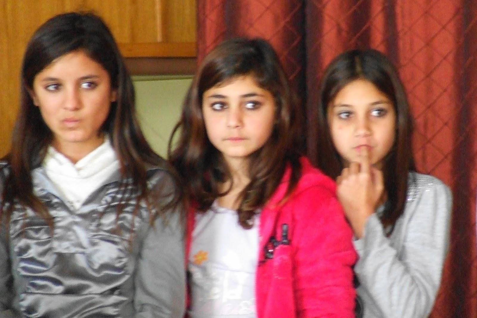 Über rumänische Mädchen