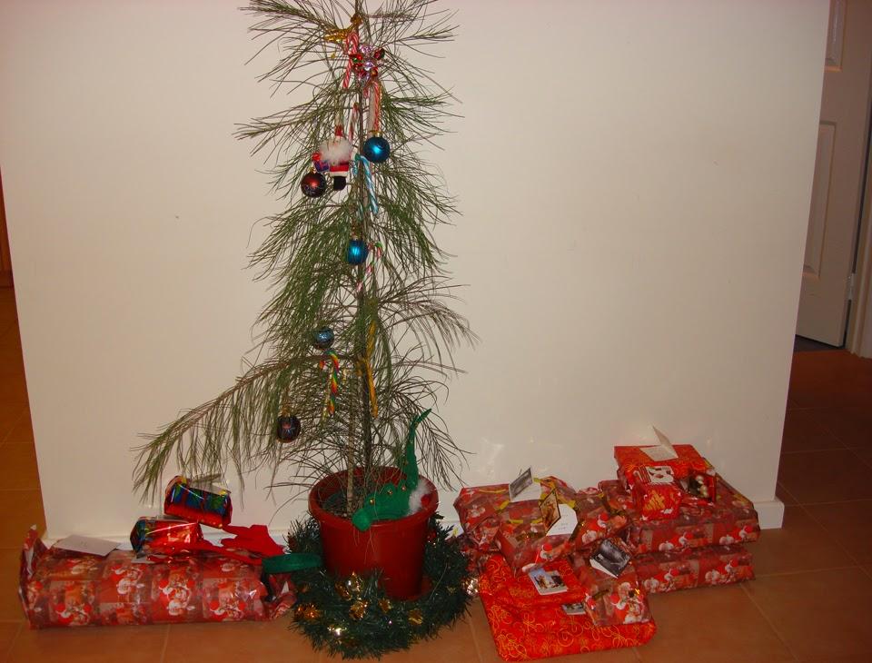 Những cây thông Giáng Sinh *vô duyên* nhất