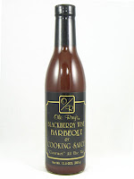 Ole Ray's Blackberry Wine BBQ & Cooking Sauce