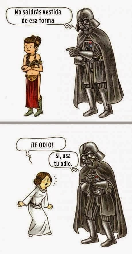 The Force Of Humor: Solo para fanáticos de Star Wars