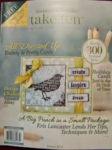 Take Ten Autumn 2014 issue