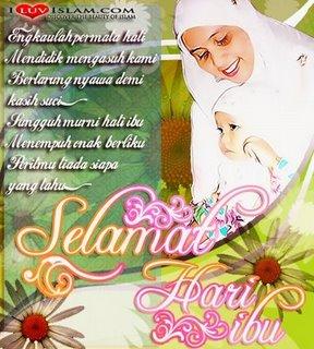 Cinta Untuk Ibuku