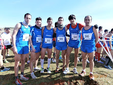 Equipo Absoluto Cross 2012-2013