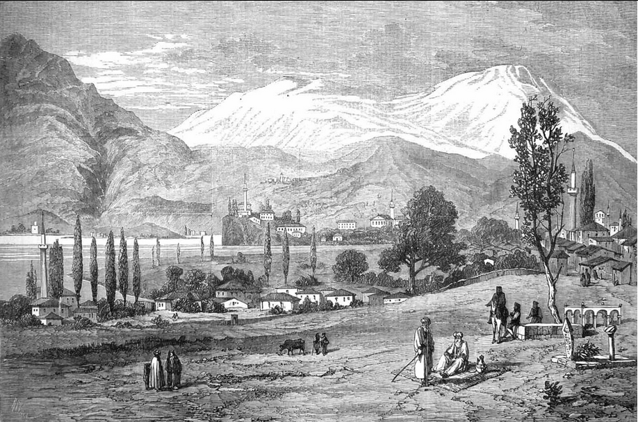 Janina, the Capital of Epirus, or Lower Albania