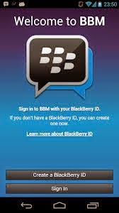 BBM on Android