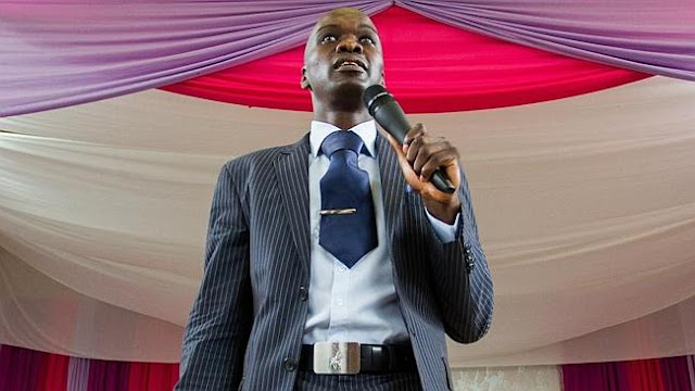 Pastor Lesego