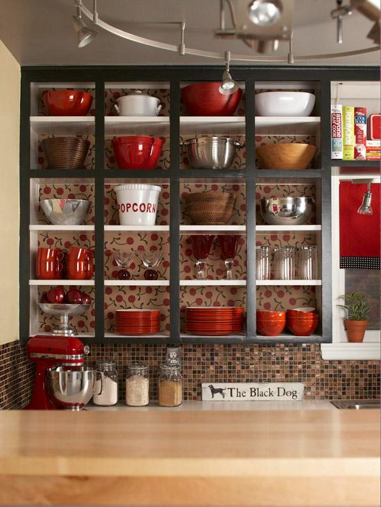Organize Kitchen Cabinet