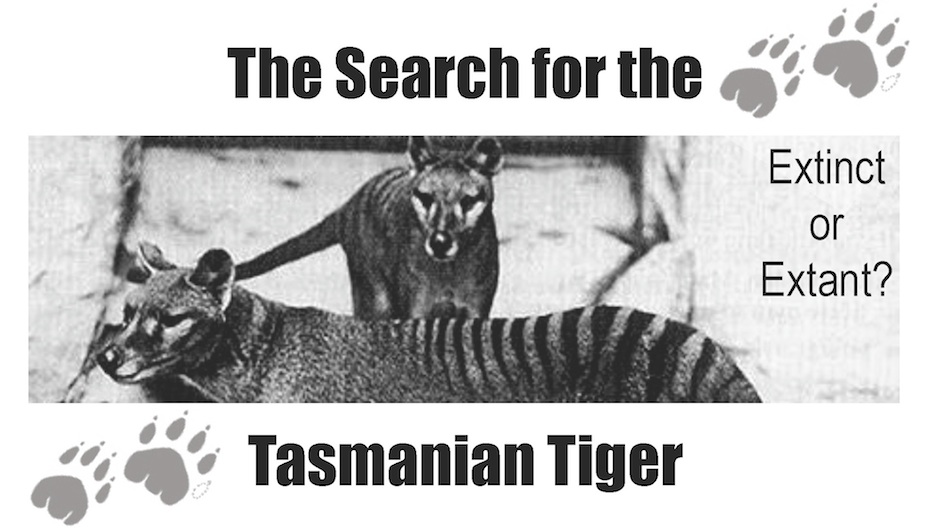 The Hunt for the Australian Tasmanian Tiger