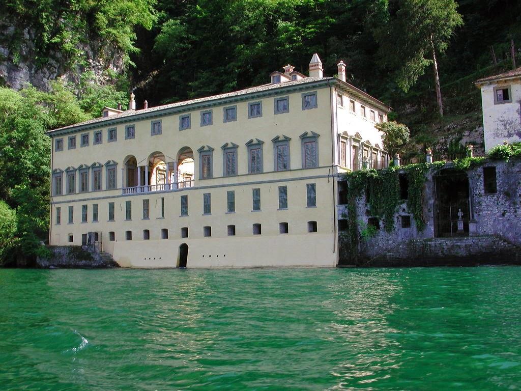 Speciale turismo: Villa Pliniana