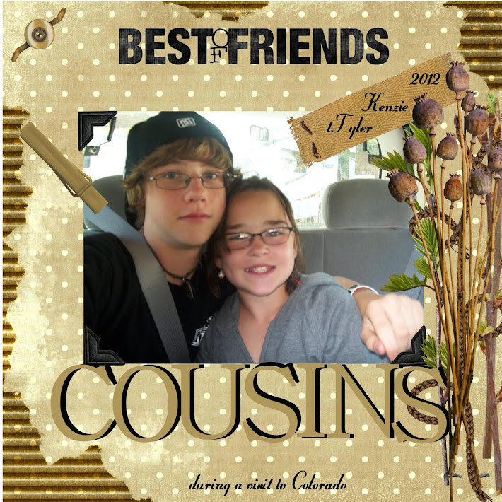 COUSINS FOREVER
