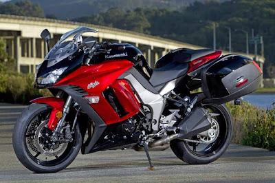 Jual Motor Kawasaki Ninja 1000 2011