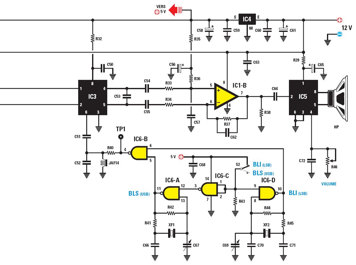 Un r cepteur blu pour les bandes 3 5 et 7 mhz premi re partie la th - Comment installer une terre ...