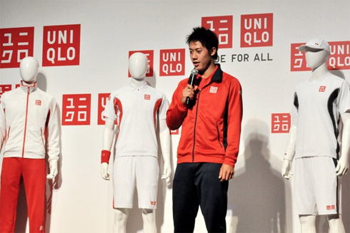 Novak Djokovic Has Dropped His Sergio Tacchini Clothing Sponsorship And Has  Reportedly Signed A 5 Year Deal With Japanese Brand UNIQLO Heading Into The  ...  Clothing Sponsorship