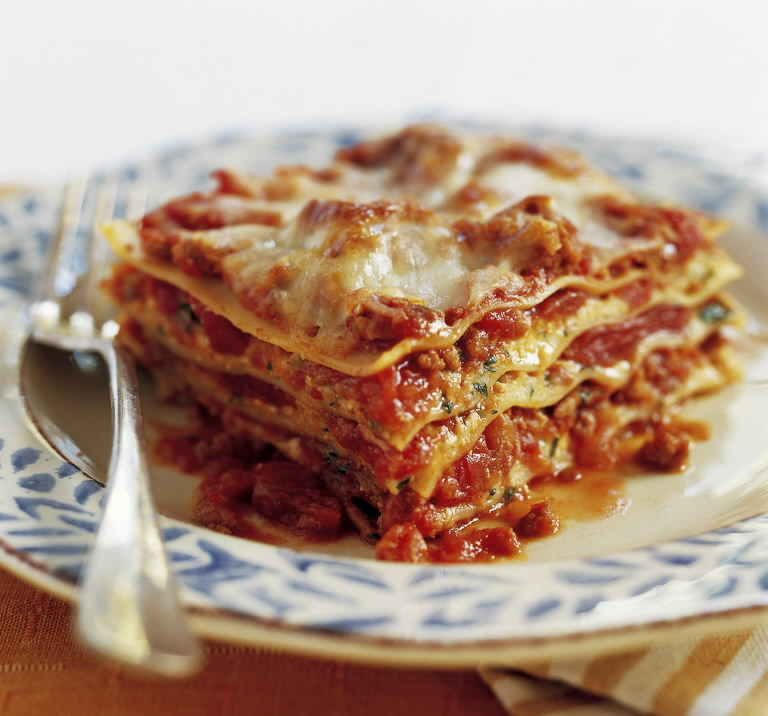 The Thrillbilly Gourmet: World's Best Lasagna