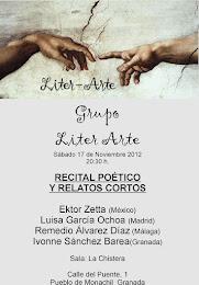 LITER-ARTE (17 Nov. 2012)