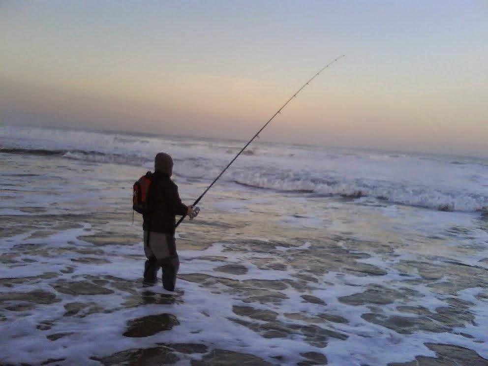 O prazer da pesca