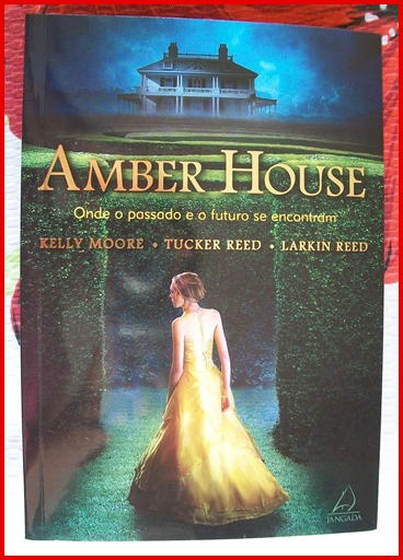 Amber House - Trilogia Amber House - Livro 01