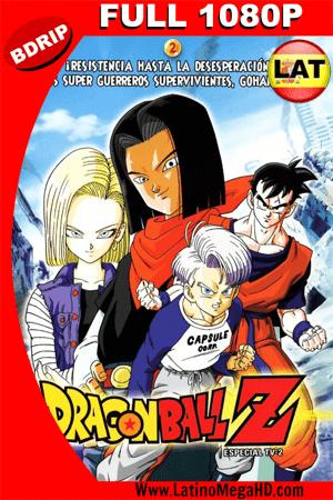 Dragon Ball Z: Los dos guerreros del futuro: Gohan y Trunks (1993) Latino Full HD BDRIP 1080P (1993)