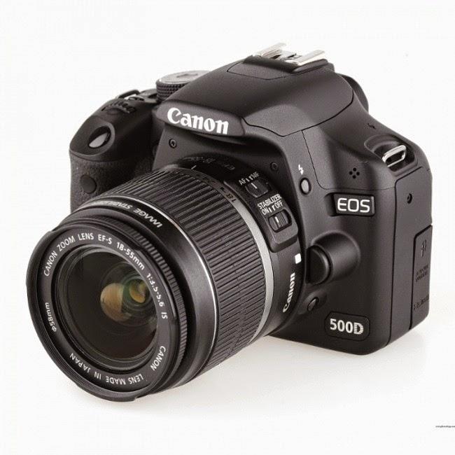 Harga kamera canon 500D